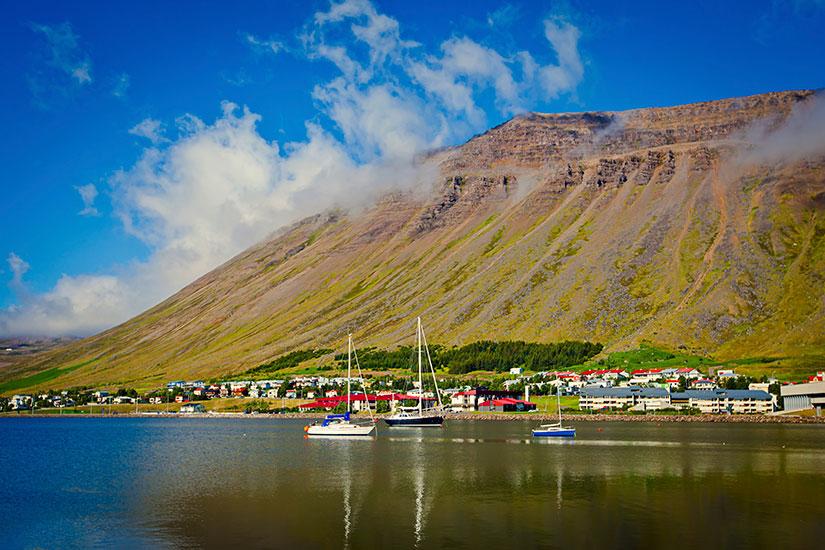 image Islande Isafjordur paysage  it