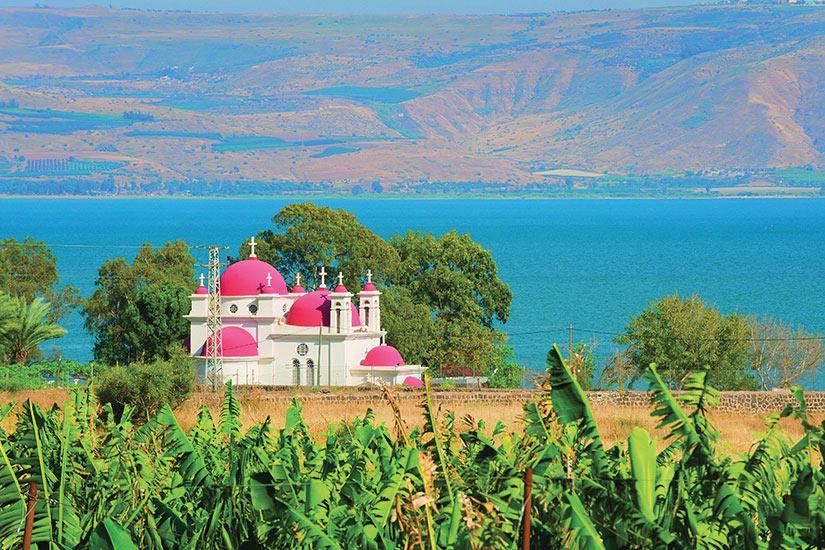 image Israel Lac Tiberiade Monastere  it