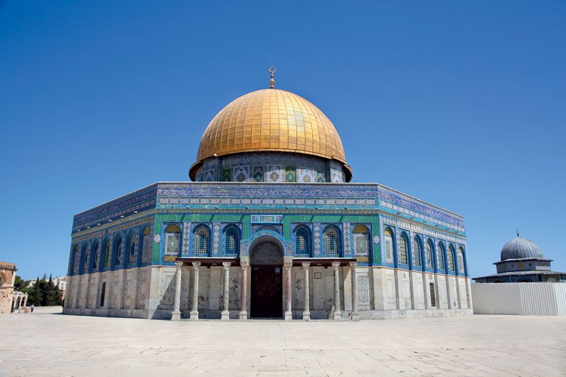 image Israel jerusalem har ha bayit golden dome mosquee roche 44 fo_41997769