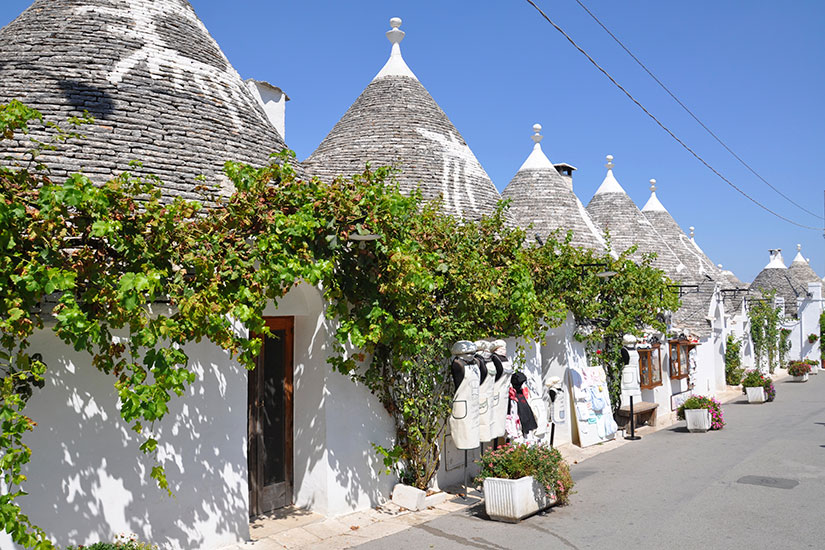 image Italie Alberobello Trulli  it