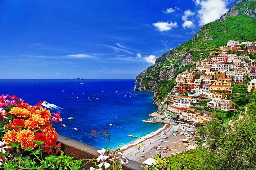 image Italie Amalfi Positano  it