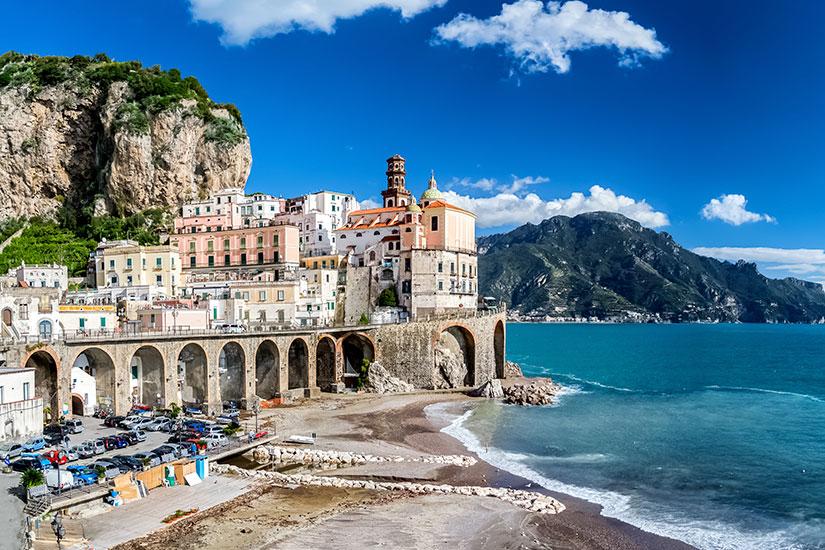 image Italie Amalfi mer  fo