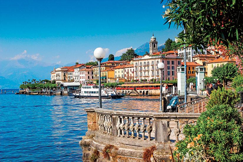 image Italie Bellagio fo