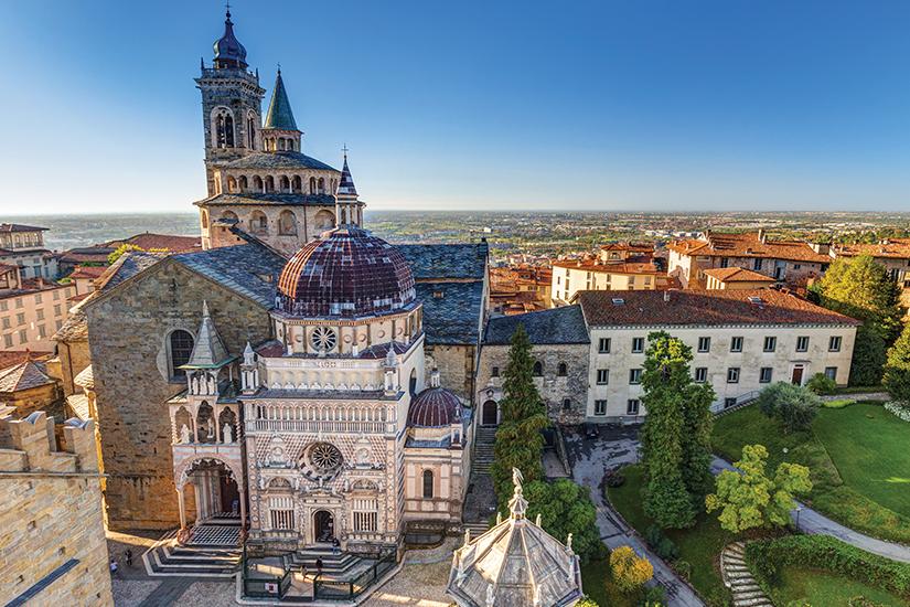 image Italie Bergame Basilique Santa Maria Maggiore 57 as_301370704