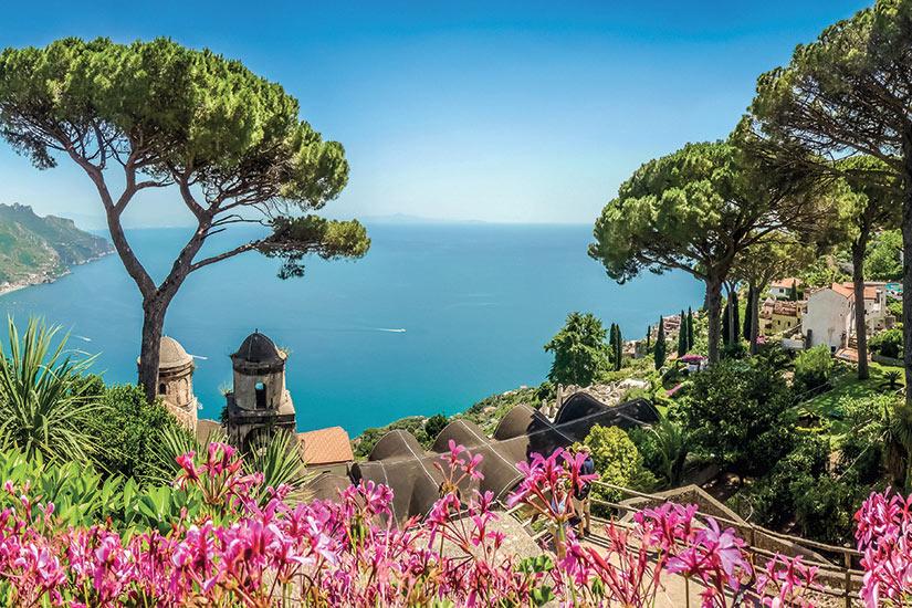image Italie Campanie cote amalfitaine  fo
