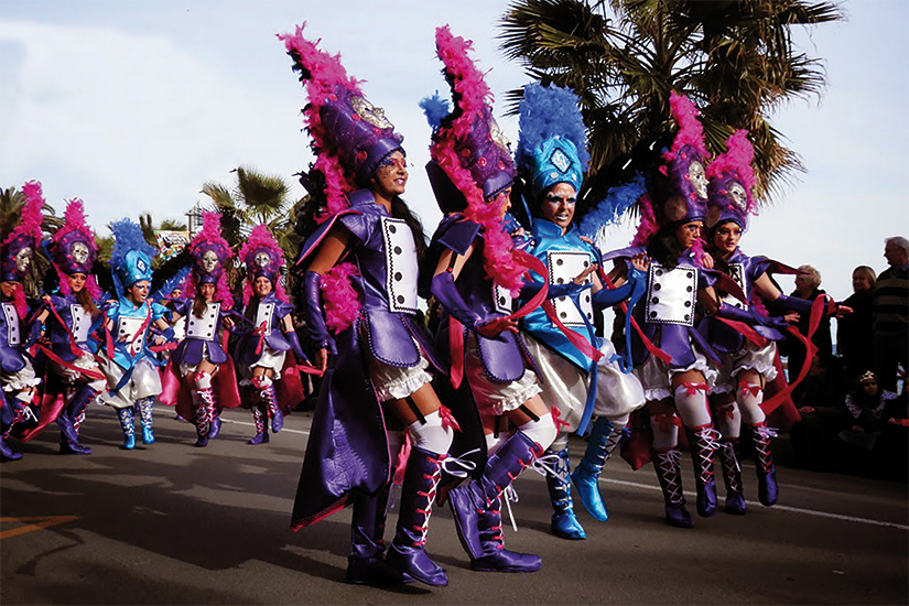 image Italie Carnaval de Lloret de Mar