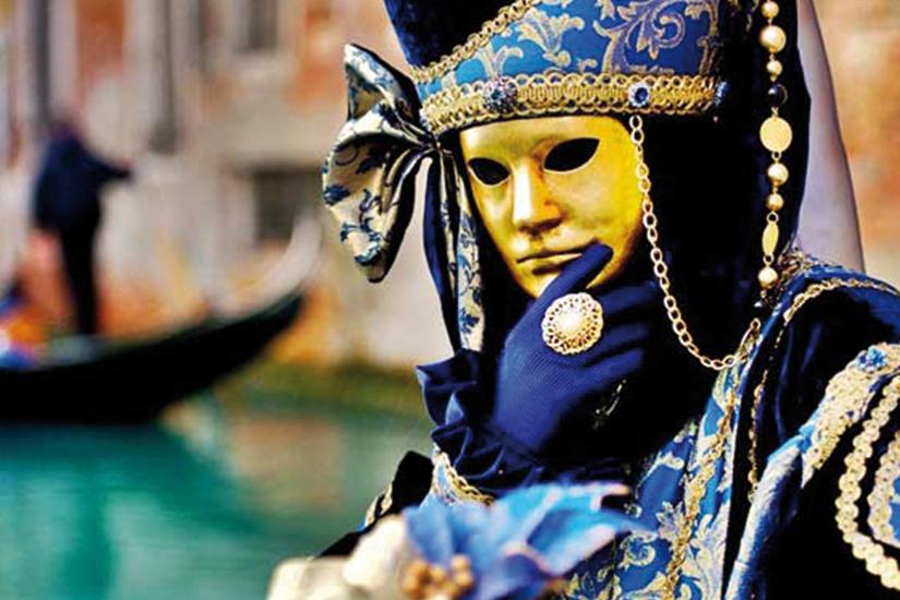 image Italie Carnaval de Venise