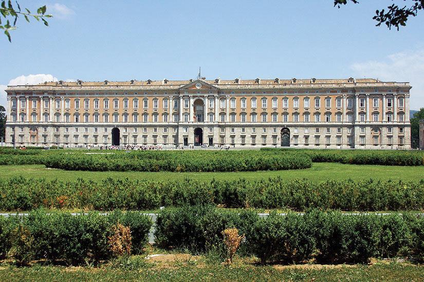 image Italie Caserte Le Palais Royal  fo