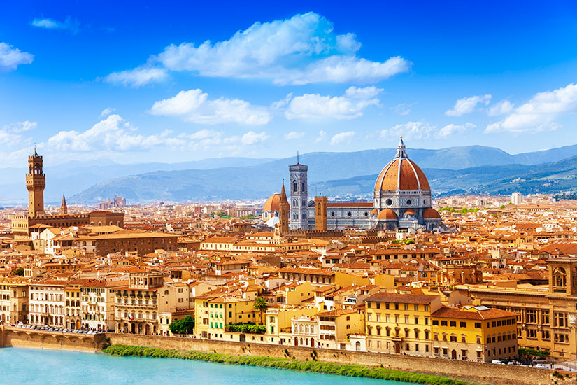 image Italie Florence Panorama  it