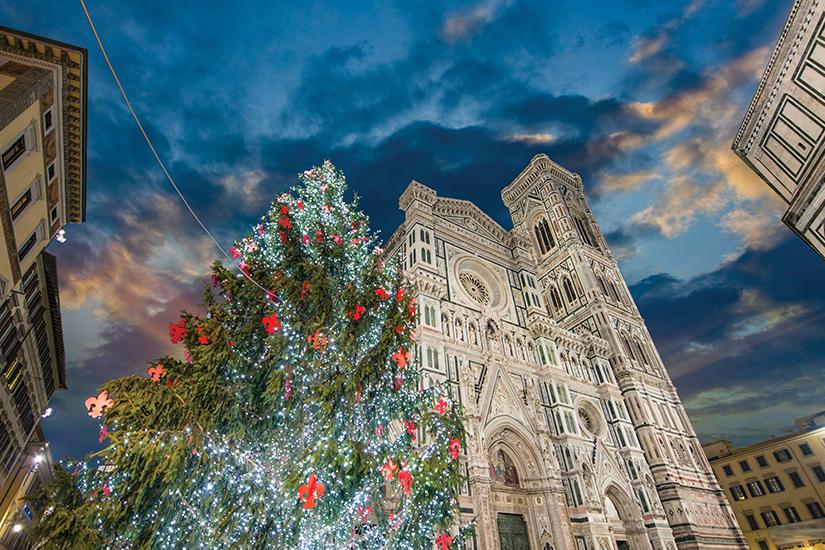 image Italie Florence Piazza del Duomo Noel 66 as_51315498