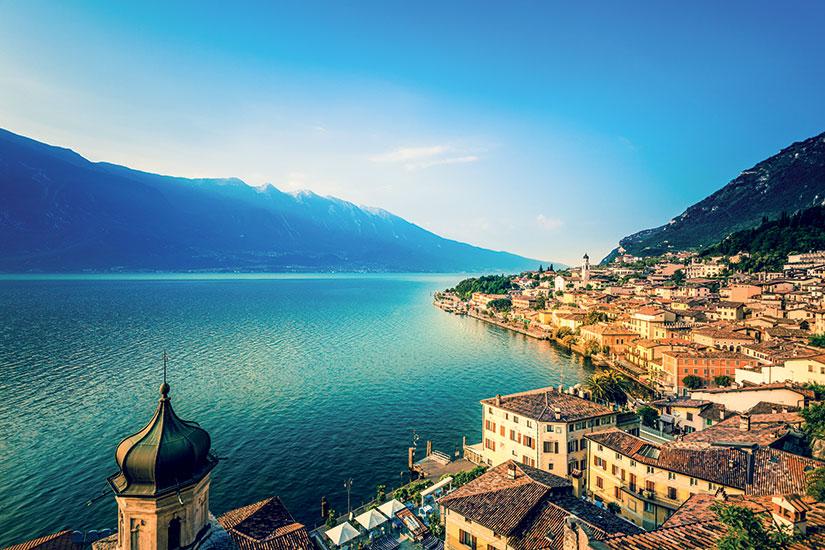 Les lacs italiens au d part de l 39 est de la france - L est de la france ...
