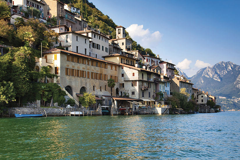 image Italie Lac Lugano  it