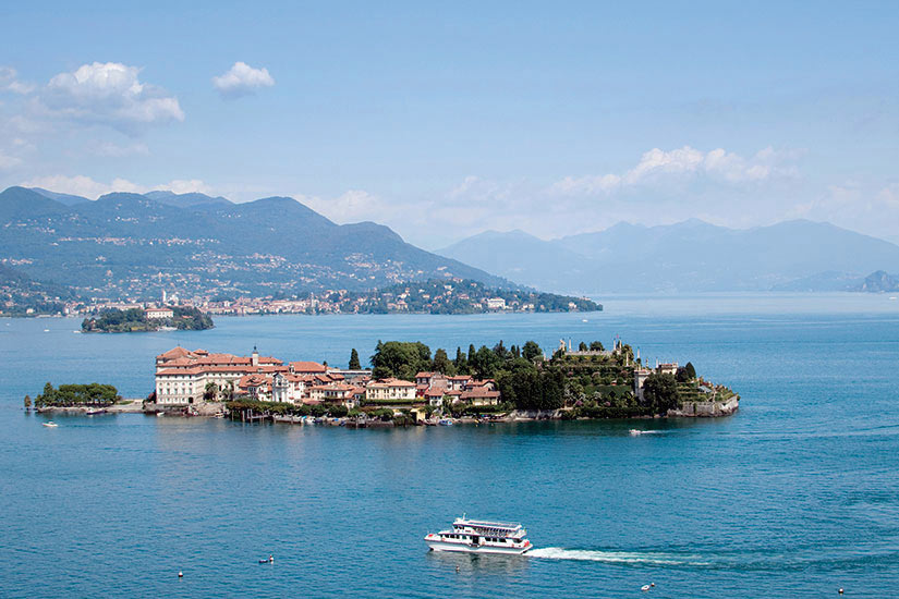 image Italie Lac Majeur Isola Bella  it
