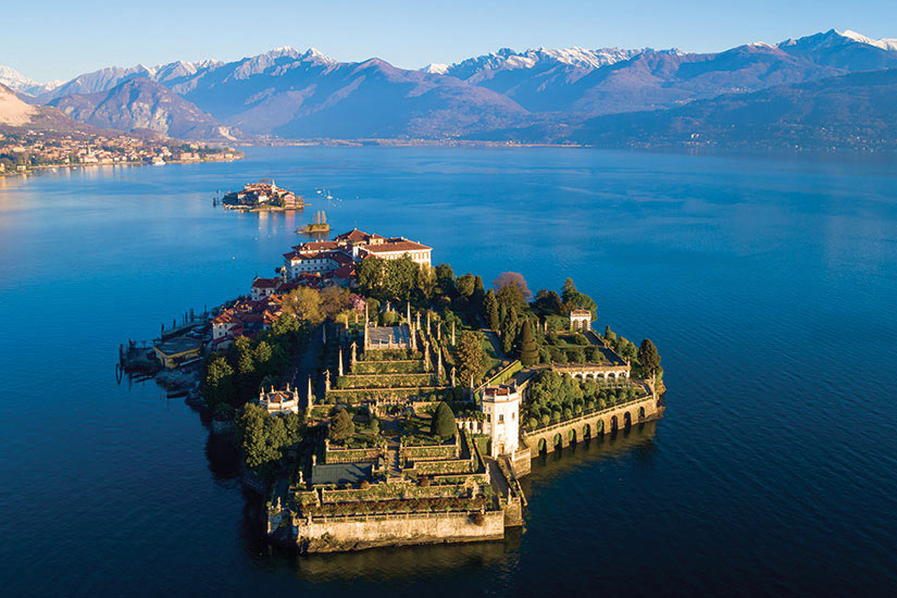 image Italie Lac Majeur Isole Bella  it