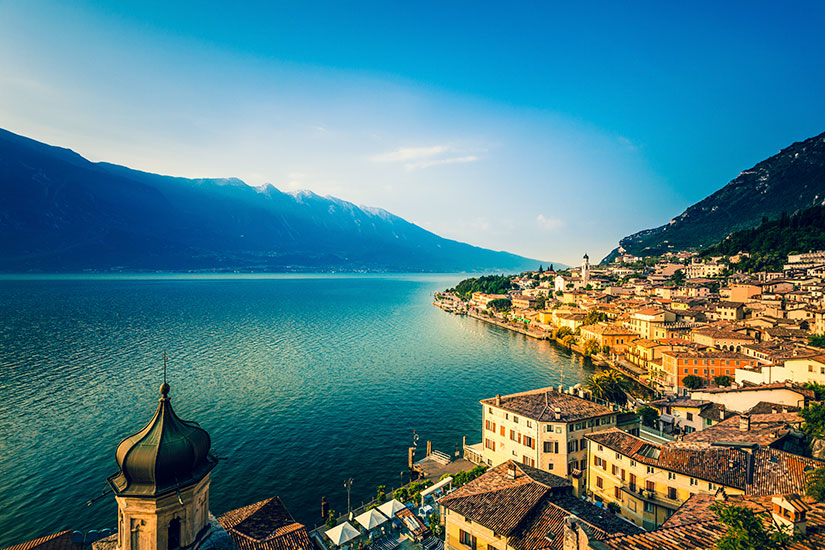 image Italie Limone Lac Garde  it