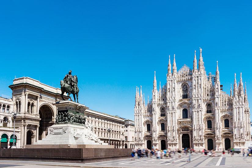 image Italie Milan Duomo Place  it
