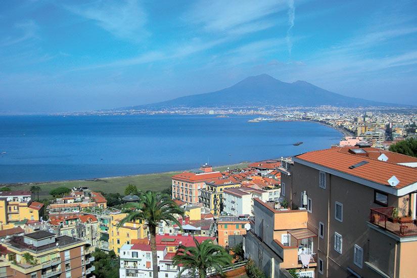 image Italie Naples vesueve  fo
