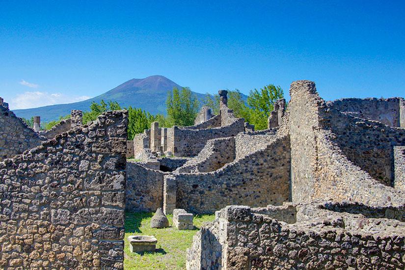 image Italie Pompei ruines romaines  fo