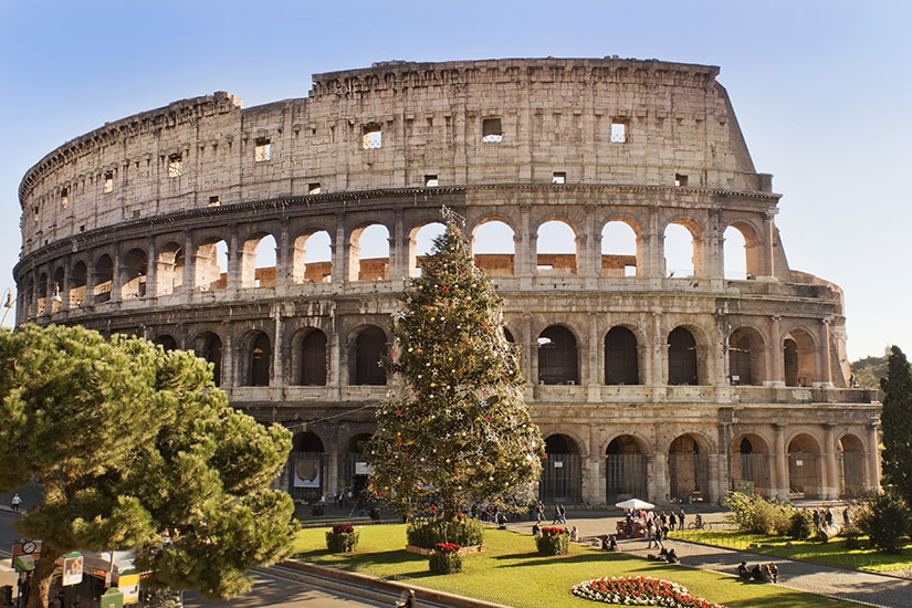 image Italie Rome Colosseum  fo