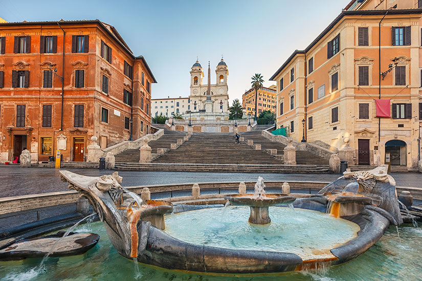 image Italie Rome Marches espagnoles  it