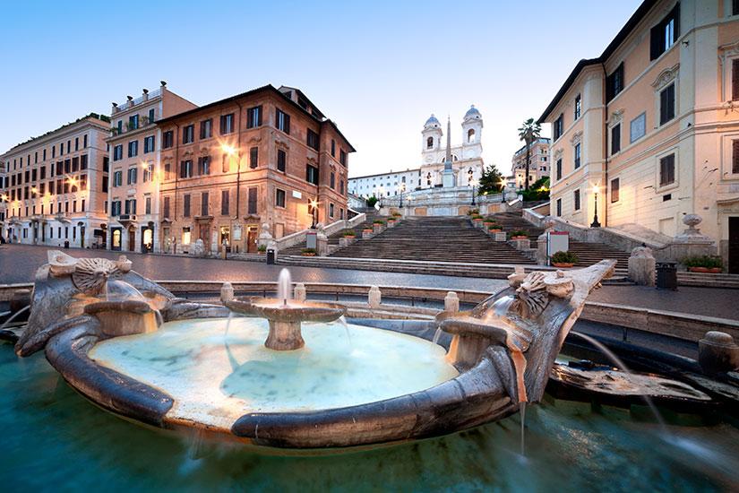 image Italie Rome place Espagne  it
