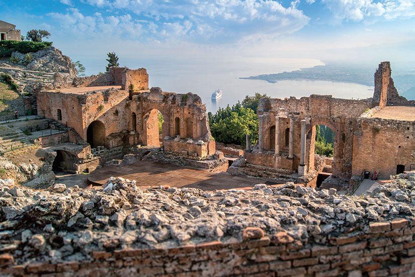 Italie - Sicile - Circuit La Sicile d'Est en Ouest