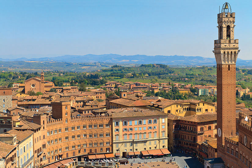 image Italie Toscane Sienne Piazza del Campo  it ,