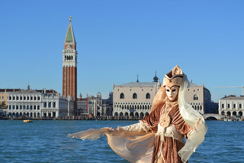 image Italie Venise Carnaval  fo