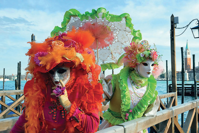 image Italie Venise Carnaval  it