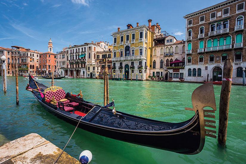 image Italie Venise Gondole  fo