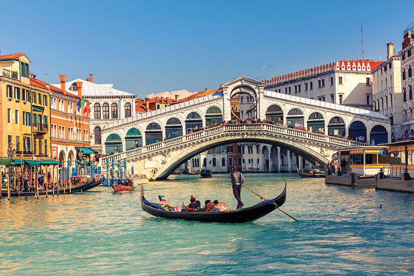 image Italie Venise Pont du Rialto  fo