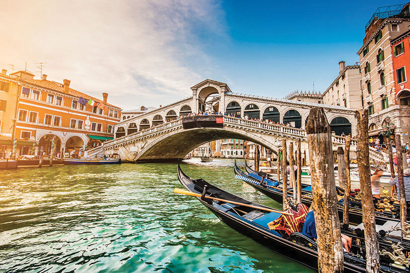 image Italie Venise Rialto  fo
