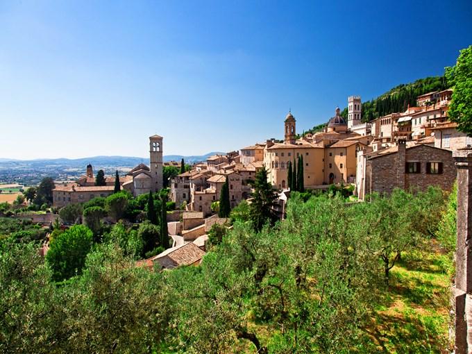 image Italie assise vue ensemble
