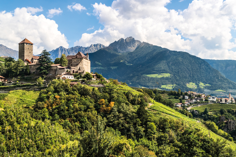 image Italie merano tyrol schloss chateau 13 fo_122565615