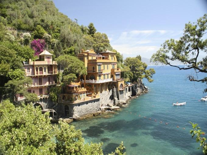 image Italie portofino rive