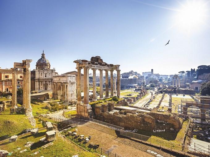 image Italie rome ruines