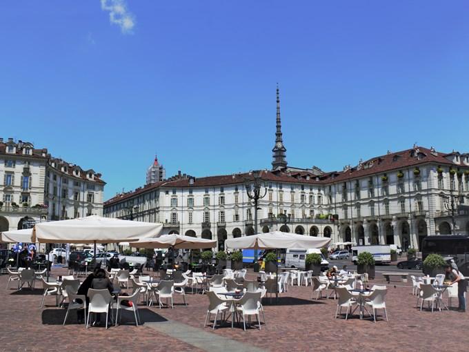 Image Italie Turin Place