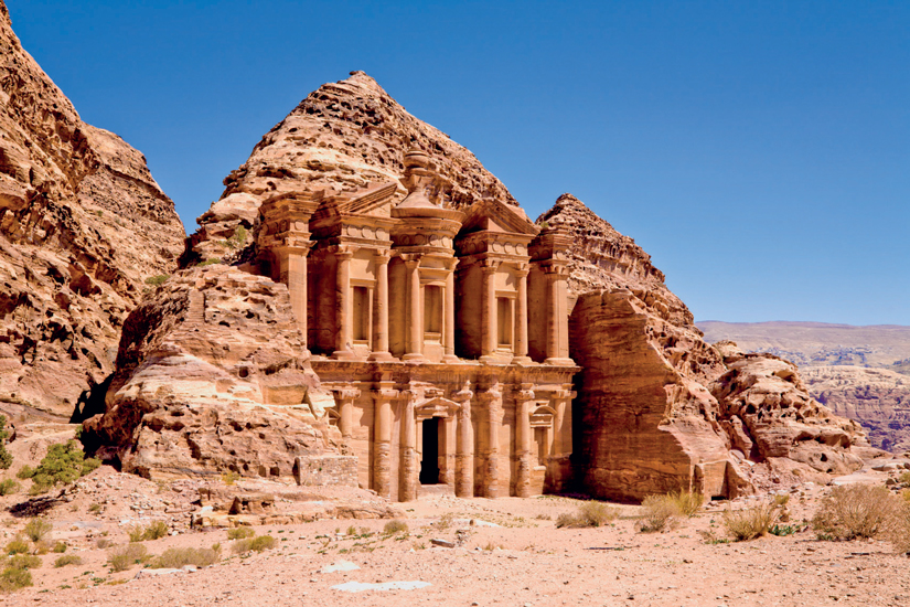image Jordanie petra monastere dans ville antique 30 it_11751587