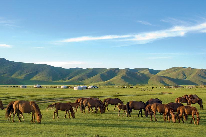 image Kazakhstan steppes mongoles