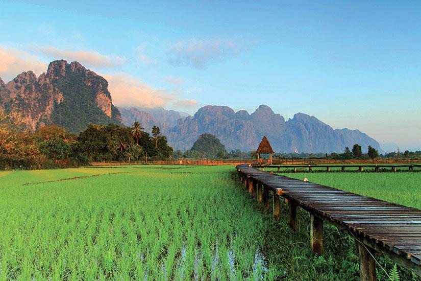 image Laos Vang Vieng resort Laos  fo