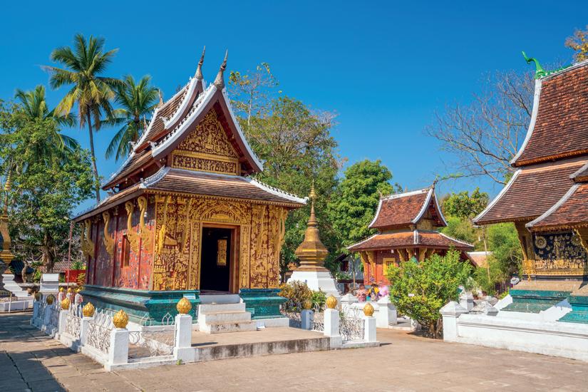 image Laos luang pra bang wat xieng thong temple plus populaire 96 fo_138092470