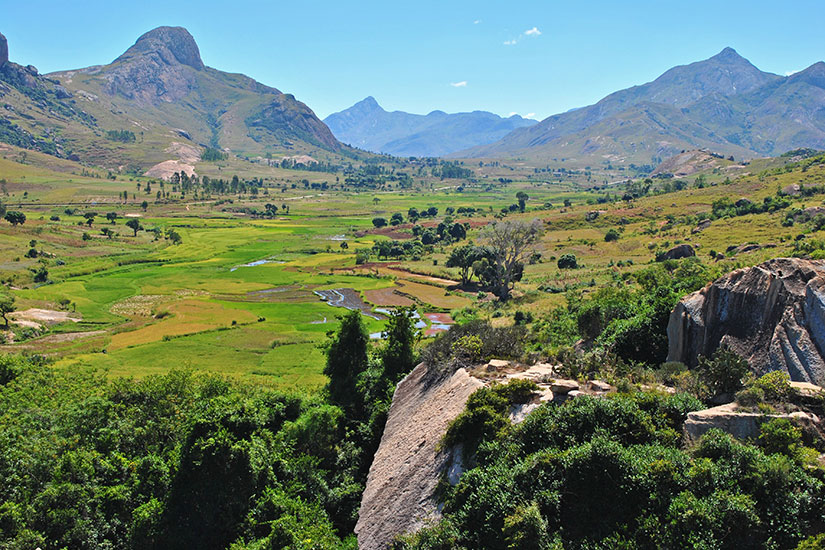 image Madagascar Reserve Anja  fo