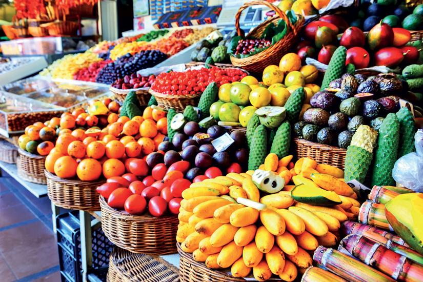 image Madere funchal fruits exotiques frais mercado davradores 18 as_83760504