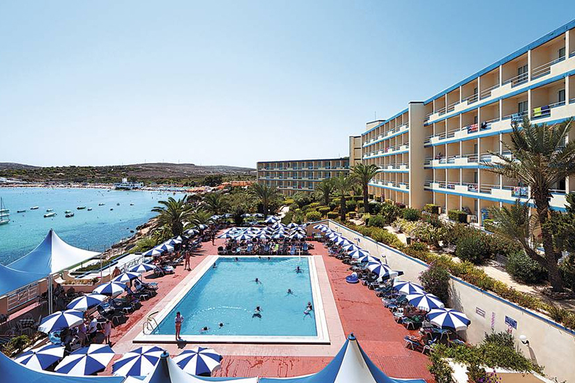 image Malte Mellieha Bay Hotel