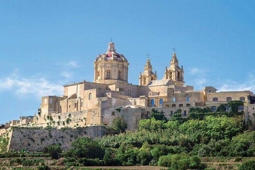 image Maltes Gozo Ville historique de Mdina  fo