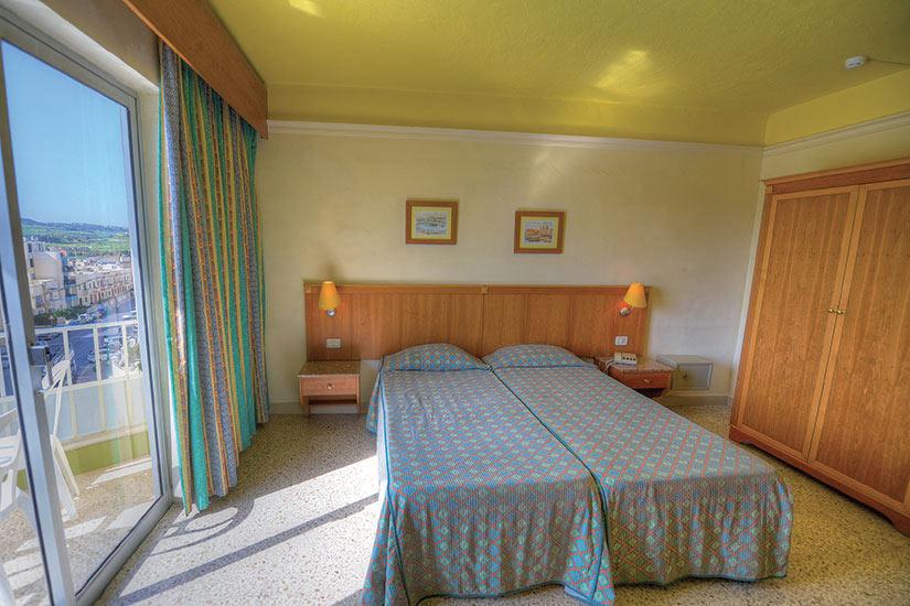 image Maltes Topaz Hotel chambre