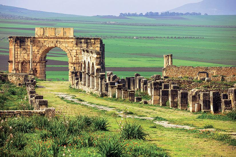 image Maroc Meknes Volubilis  it
