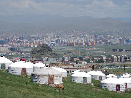 image Mongolie Oulan Bator