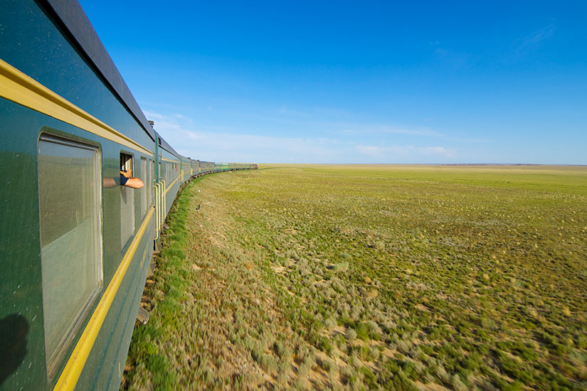 image Mongolie Trans mongol train  it