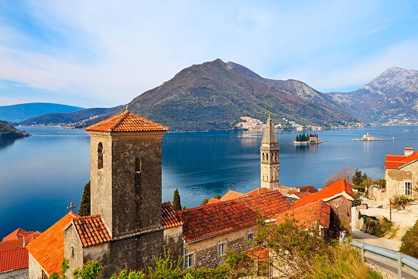 image Montenegro Baie Kotor Perast  it